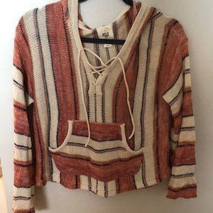 Women's Billabong Fleece Throw-over
